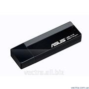 WiFi-адаптер Asus USB-N13 802.11n 300Mbps, USB 2.0 фото