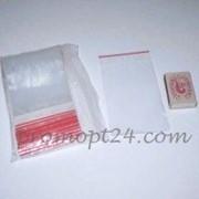 Пакет с замком zipp 8х12 100шт 11727 фото
