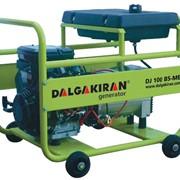 Бензиновый генератор DJ 100 BS-ME фото