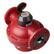 Счётчики жидкого топлива серии VZO 15…50 для измерения и учёта расхода топлива в горелках, на дизель-генераторах, на транспорте (локомотивах, морских и речных судах), в системах подачи и перекачки топлива фото