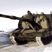 Гаубица модернизированная самоходная МСТА-С под калибр 155 мм (2С19М1-155) фото