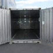 Аренда контейнеров торговых фото