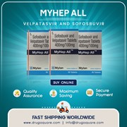 Buy MyHep All (Generic Epclusa)Tablets Online фото