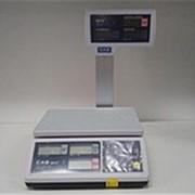 Весы CAS EMR со стойкой фото