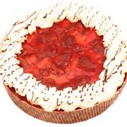 Торт песочный Ягодное лукошко фото