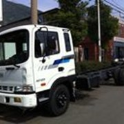 Грузовик Hyundai HD120 фото