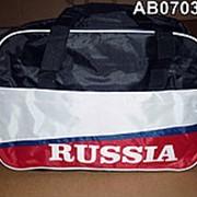 Сумка RUSSIA 40x27x10см фото