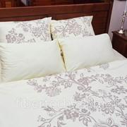 Комплект постельного белья, 100% хлопок, Сатин-Люкс фото