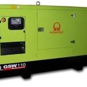 Электростанция дизельная GSW 150 фото