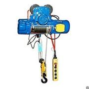 Таль электрическая (тельфер) CD 3,2 т, 6 м фото