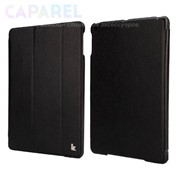 Чехол Jisoncase Ultra Thin Smart Case Black для iPad Air фото