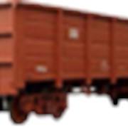 Ремонт средств транспорта: железнодорожные полувагоны фото