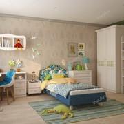 Коллекция мебели для детских комнат СОНЯ (из 7 предметов) фото