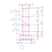 Проектирование фундаментов и оснований под здание и сооружение фото