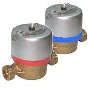 Счетчики холодной и горячей воды крыльчатые одноструйные JS-NK, JS90-NK. фото