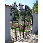 Металлические ворота, в Алматы фото
