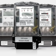 Электросчетчики электронные трехфазные фото