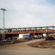 Транспортные линии для угля и рудного терминала фото