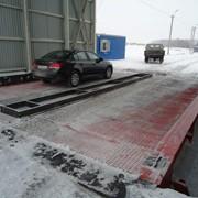 Автомобильные весы ТС-СА ИнфаТрэк фото