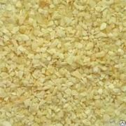 Сушеный чеснок гранулы 16-26 меш фото