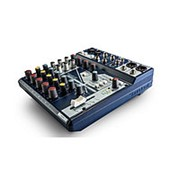 Soundcraft Notepad-8FX - компактный 8-канальный микшерный пульт с процессором эффектов Lexicon и USB фото