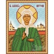 Икона Св. Блж. Матрона Московская фото