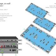 Звуковая система - Многоуровневая парковка, гараж Apart