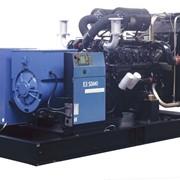 Дизельные генераторы SDMO модели D550 фото