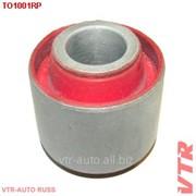 Полиуретановый сайлентблок амортизатора задней подвески TO1001RP фото