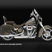 Harley-Davidson® CVO™ Softail® Convertible 2012 год фото