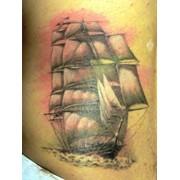 Исправление и обновление татуировок фото