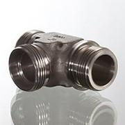 Ввертное резьбовое соединение, L-образное - XLM VA фото