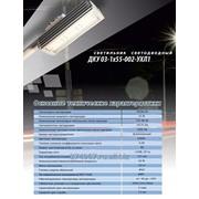 Светодиодный светильник ДКУ 03-1х55-002-УХЛ ШПЖИ.424.001 фото