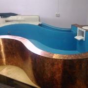 Реконструкция старых емкостей и чаш бассейнов фото