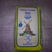 Мука пшеничная высшего сорта, Мука высшего сорта оптом в Казахстане, Мука высший сорт оптом фото