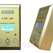 Терморегулятор UTH-200 накладной фото