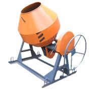 Бетономешалка гравитационная БС-500 (редукторная) фото