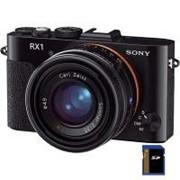 Цифровой фотоаппарат SONY Cyber-shot DSC-RX1 (DSCRX1.CEE8) фото
