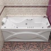 Тритон акриловая гидромассажная ванна ДИАНА фото