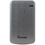 """Портативный HDD 2,5"""" Smartbuy Corvus 1TB USB2.0 silver фото"""