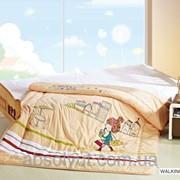 Одеяло ARYA Walking Girl детское 155x215 см. 1250138 фото