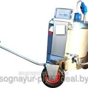 Пастеризатор молока передвижной для выпойки телят, молочное такси 350 л фото