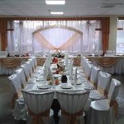 Оформление свадебных залов фото