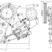 Дробилка щековая ДСД - 95 фото