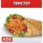 Бутерброд Твистер фото