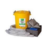 Универсальный аварийный набор 80л Superior Maint. Spill Kit, Сорбент, абсорбент, набор для ликвидации разливов фото