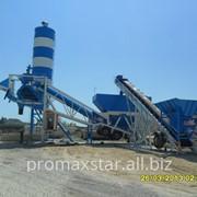 Мобильный бетонный завод PROMAX M100-SNG фото