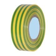 Изоляционная лента 20*19 желто-зеленая Артикул 32.8878 фото
