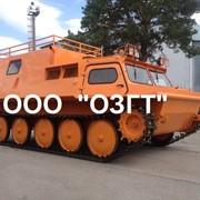 Гусеничный тягач -снегоболотоход СГТ-31-5 (аналог ГАЗ-34039, ТТМ-3902) фото