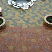 Брусчатка Каменный цветок фото